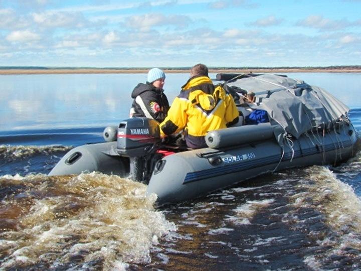 лодка пвх для походов