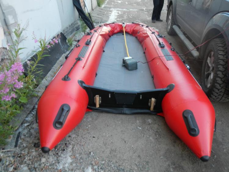 лодка пвх плюсы и минусы надувного пола