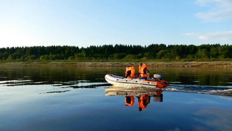 лодка аякс 365