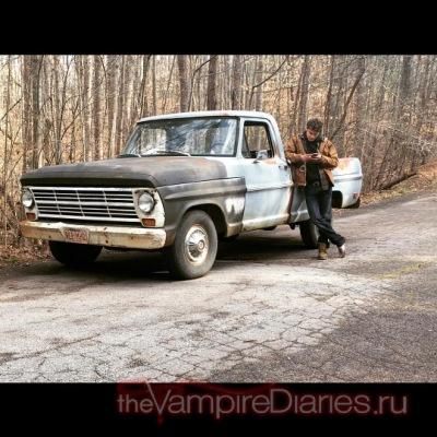 Фото со съемок 7.17 – «Я отправился в лес»