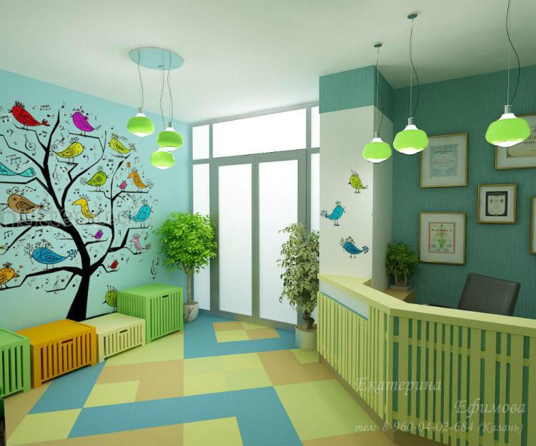 Дизайн детского сада своими руками 348