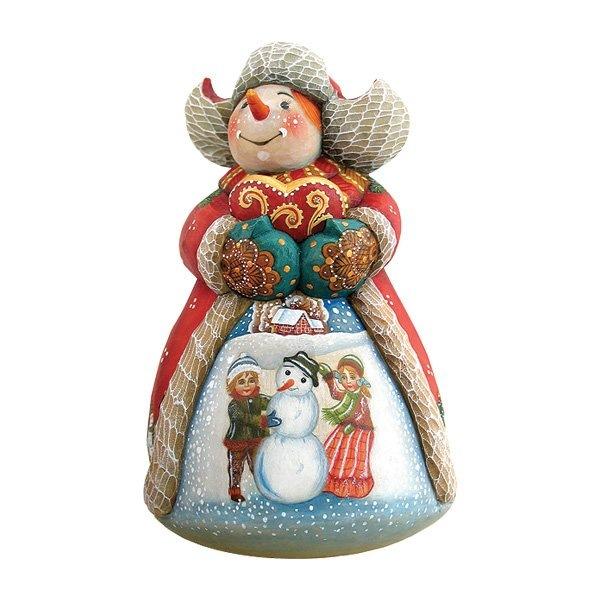 Русские народные новогодние игрушки своими руками