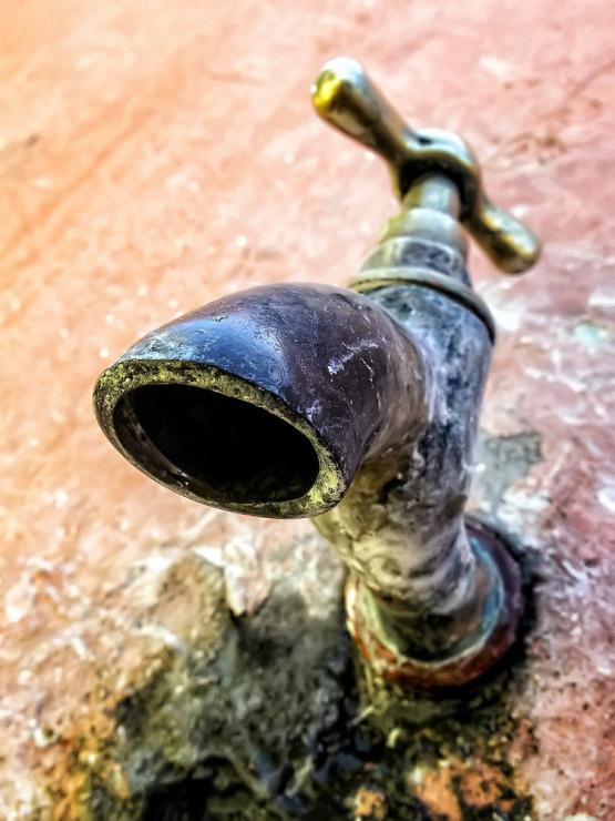 Почему отключили воду