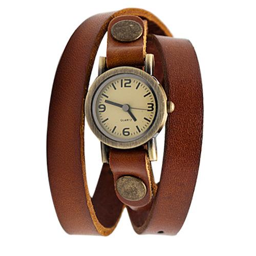 бронзовые винтажные часы с длинным ремешком наручные браслет женские винтаж под старину. Женские наручные часы в
